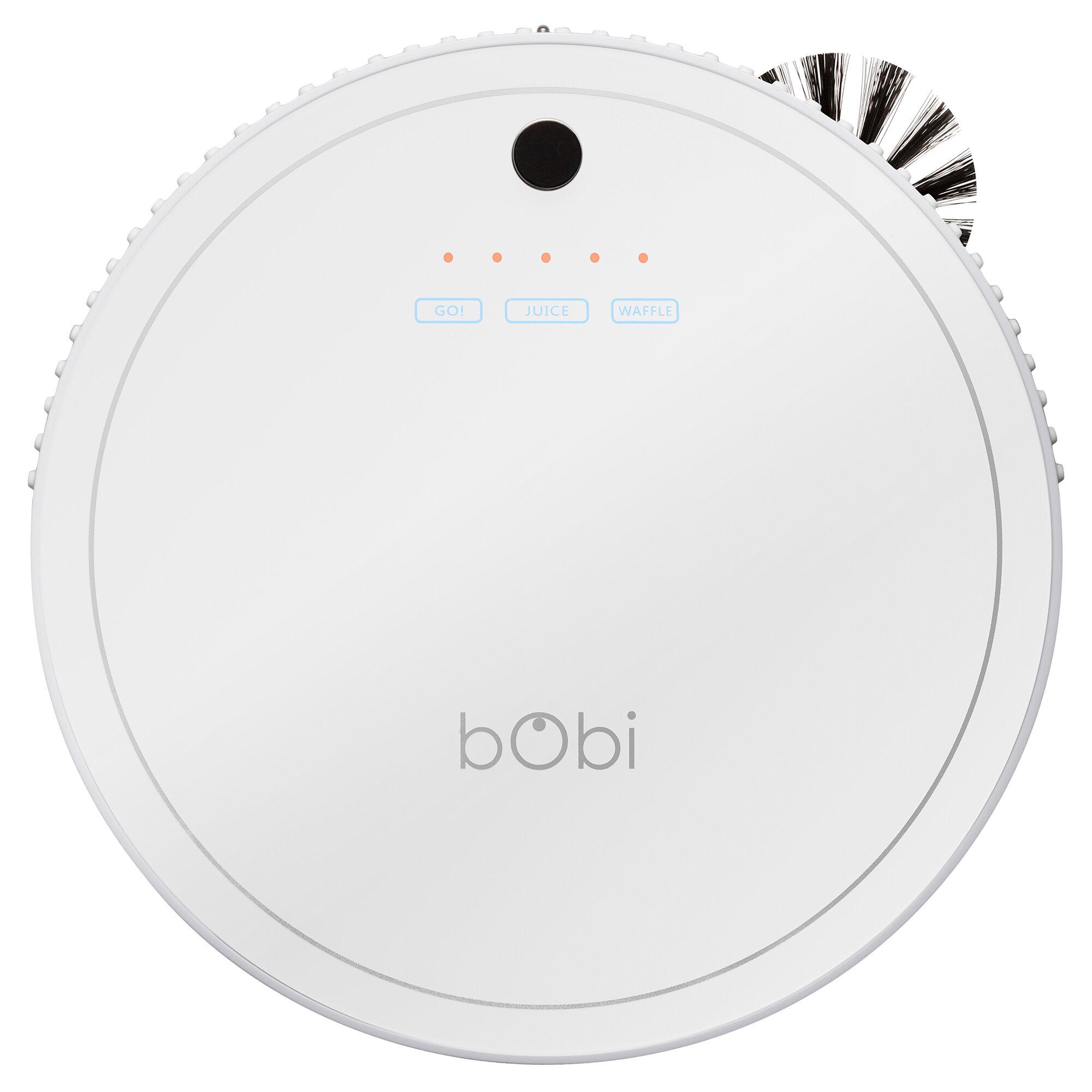 Bobsweep Bagless Robotic Vacuum Reviews Wayfair