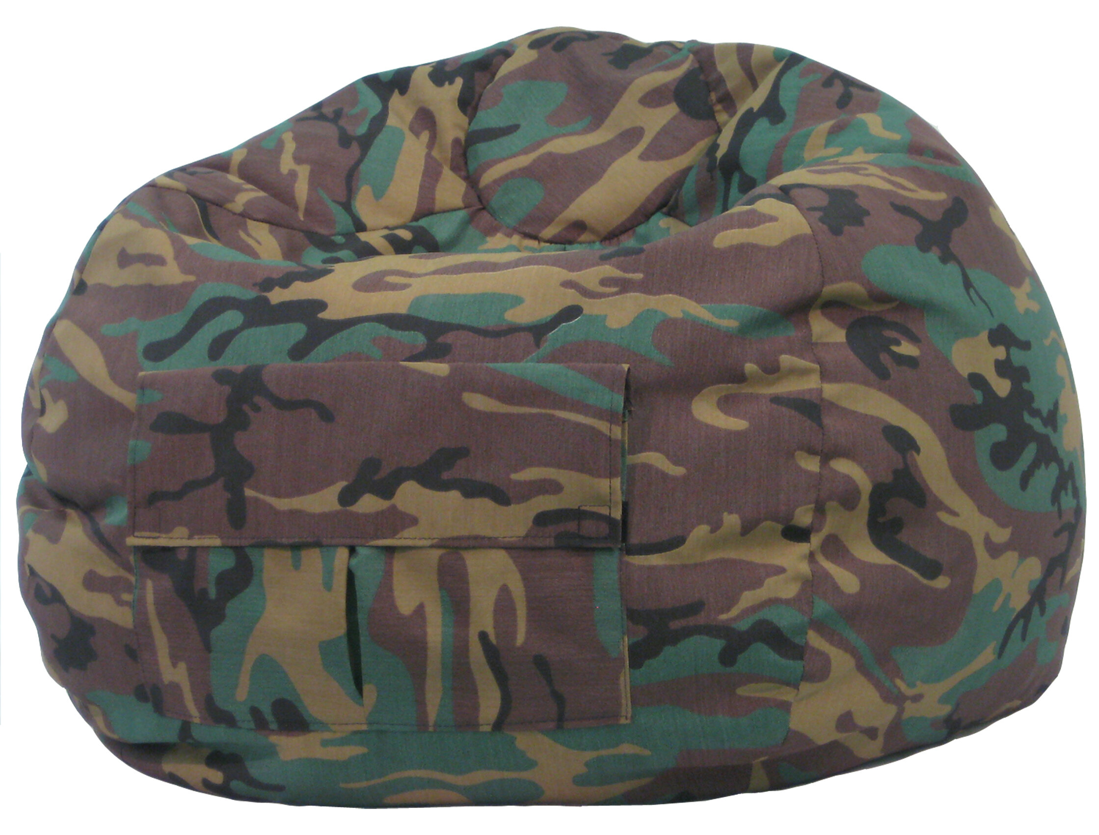 Bon Gold Medal Bean Bags Camouflage Bean Bag Chair U0026 Reviews | Wayfair