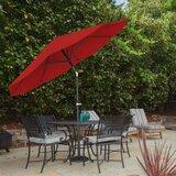 Small Patio Set With Umbrella Wayfair