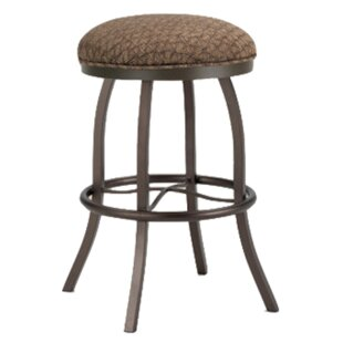 Hoy 26 Swivel Bar Stool Red Barrel Studio