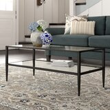 Albie Coffee Table with Storage by Andover Mills™
