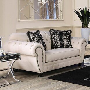 Londono Chesterfield Loveseat