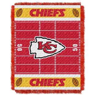 NFL Chiefs Field Baby Blanket ByNorthwest Co.