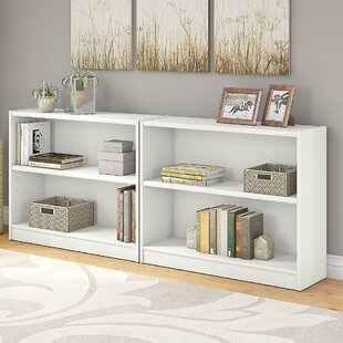 Morrell Standard Bookcase (Set of 2) by Andover Mills