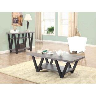 Ivy Bronx Duwayne 2 Piece Coffee Table Set
