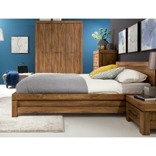 Marcum Queen Platform Bed by U..