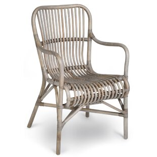 Beachcrest Home Rattan Dining Chairs