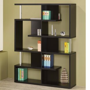 Mcarthur Spacious Standard Bookcase