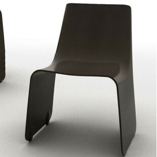 Carbon Slip Side Chair by Orange22Modern