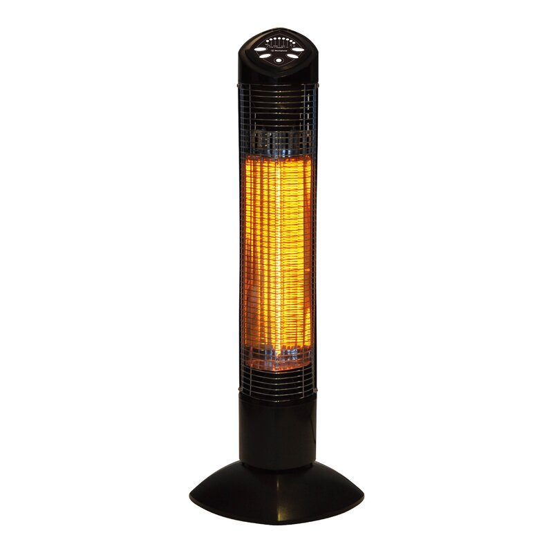 5100 Electric Standing Patio Heater