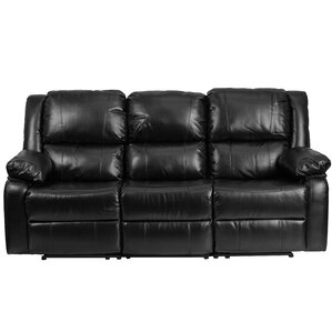 Harben Reclining Sofa. Black Harben Reclining Sofa  sc 1 st  Wayfair & Reclining Loveseats u0026 Sofas Youu0027ll Love | Wayfair islam-shia.org