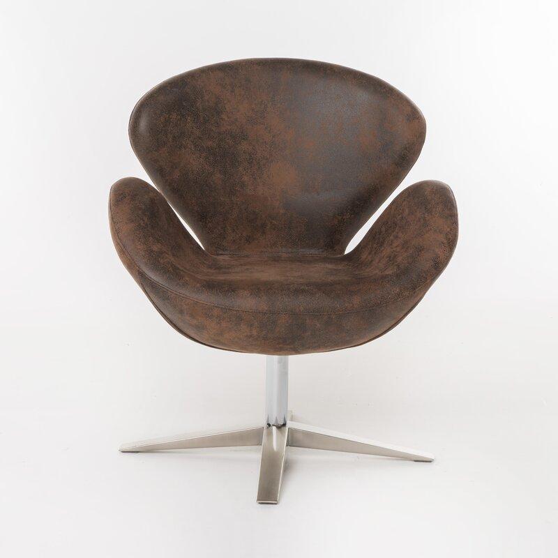 Modern Petal Arm Chair #modern #petal #armchair #swivel