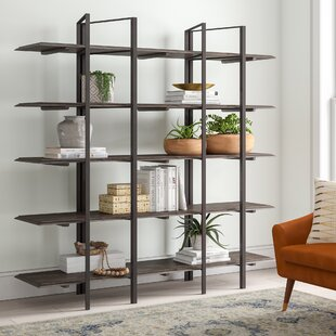 Kaelyn Etagere Bookcase