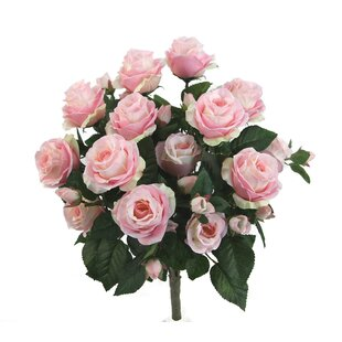Hot pink flower arrangements wayfair save mightylinksfo