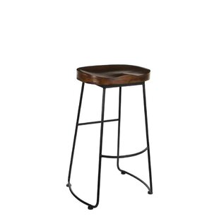 Beatrice 77cm Bar Stool By Williston Forge