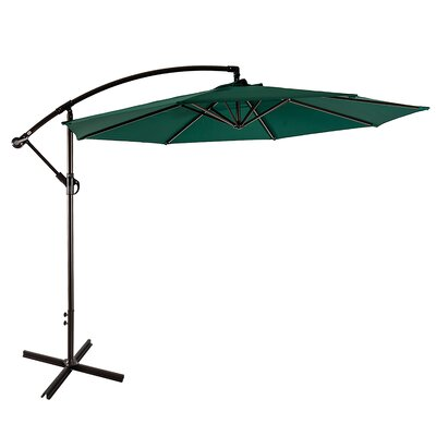 Karr 10 Cantilever Umbrella by Alcott Hill Find