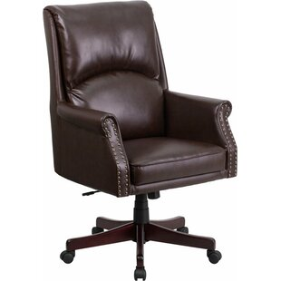 Terranova Pil Executive Chair by Red Barrel Studio Bargain