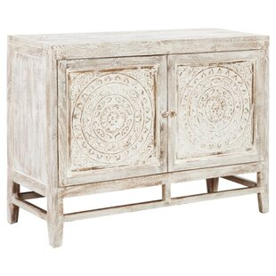 Windham 2 Door Accent Cabinet by Bungalow Rose