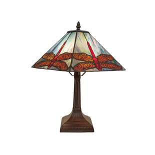 Mission Prairie Dragonfly 15.5 Table Lamp