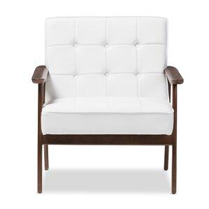 Baxton Studio Armchair by Wholesale Interiors