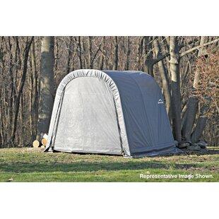 ShelterCoat 28 x 24 ft. Garage Peak Gray STD by ShelterLogic