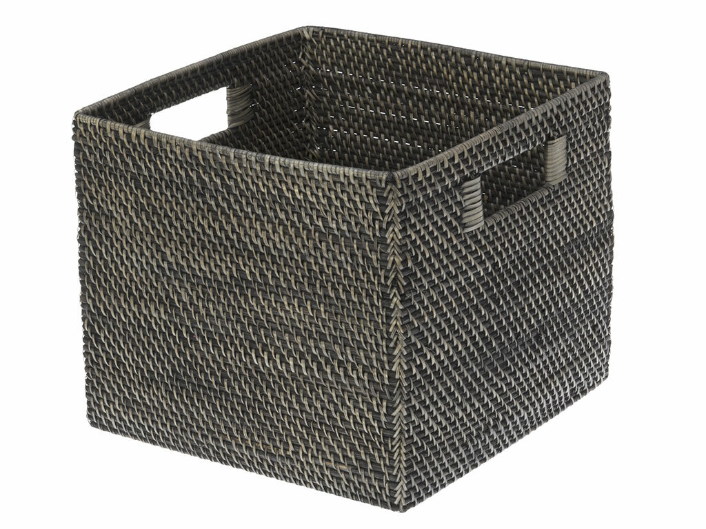 Kouboo Rattan Storage Basket U0026 Reviews | Wayfair