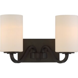 Tillson 2-Light Vanity Light by Charlton Home