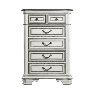 House of Hampton Newsom 6 Drawer Chest