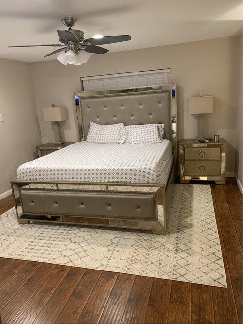 600 Glam Bedroom Design Ideas Wayfair