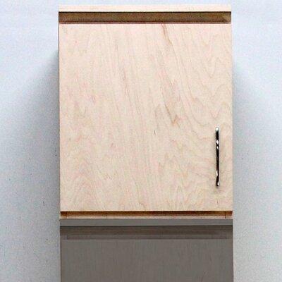 Boykin Left Slim Wardrobe Armoire Ebern Designs Finish: Unfinished