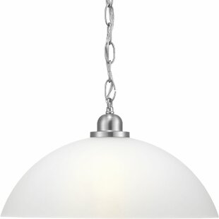 Amari 1-Light Dome Pendant by ..