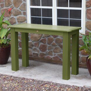 Charlebois Counter Console Table