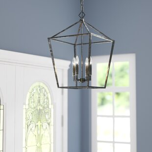 Varnum 4-Light Lantern Pendant