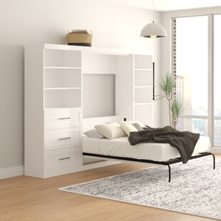 Inexpensive Rudolph Murphy Bed by Latitude Run Reviews (2019) & Buyer's Guide
