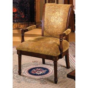 Stockton Cotton Armchair by Hokku Designs
