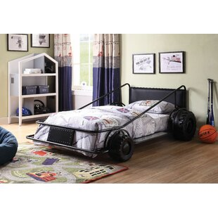 Collinsworth Race Twin Car Bed by Zoomie Kids