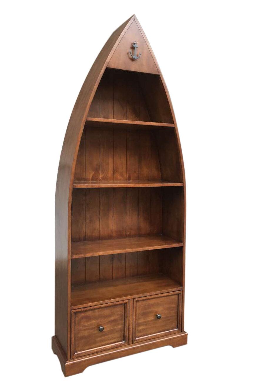Vella Boat Standard Bookcase