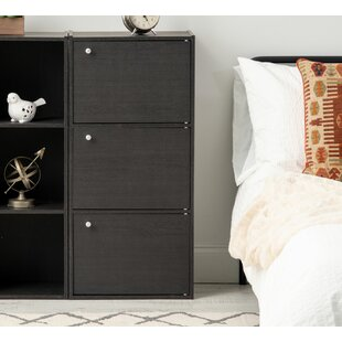 34.67 H X 16.35 W 3 Tier Storage Cabinet by IRIS USA, Inc.