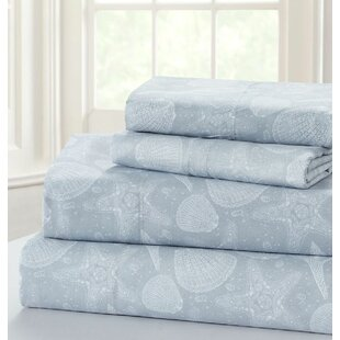 Ferri Seashells Sheet Set