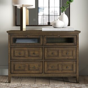 Amazonia 4 Drawer Media Chest