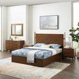 Antonelli Queen Platform 5 Piece Bedroom Set by Corrigan Studio