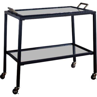 Birch Lane™ Heritage McAllister Bar Cart