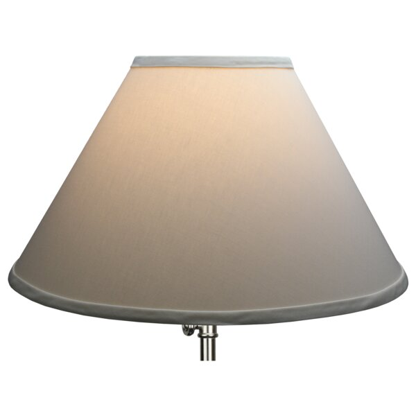Charlton Home 8 75 H X 16 W Empire Lamp Shade Spider Attachment Reviews Wayfair