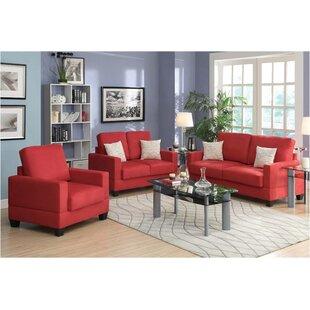 Riney 2 Piece Living Room Set by Latitude Run