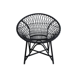 Alcantara Lounge Chair by Bungalow Rose