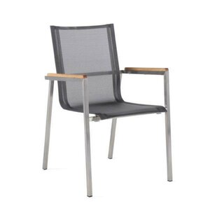 Noove Stacking Garden Chair By Niehoff Garden