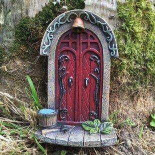 Shockley Mini Double Door Fairy Garden Image