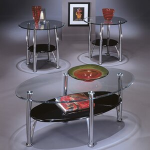 Patrick 3 Piece Coffee Table Set