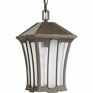 Loon Peak Cerre 1-Light Outdoor Hanging Lantern