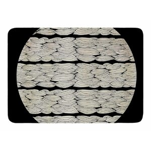 La Luna by Pom Graphic Design Bath Mat